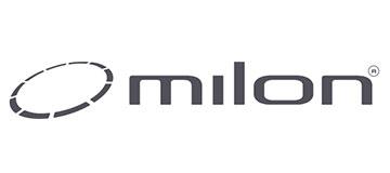 """Logo """"milon"""" Kraft-Ausdauer-Zirkel"""
